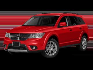 Dodge Journey - Red