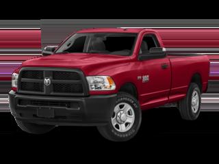 Ram 2500 - Red