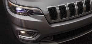2019 Jeep Cherokee Headlights