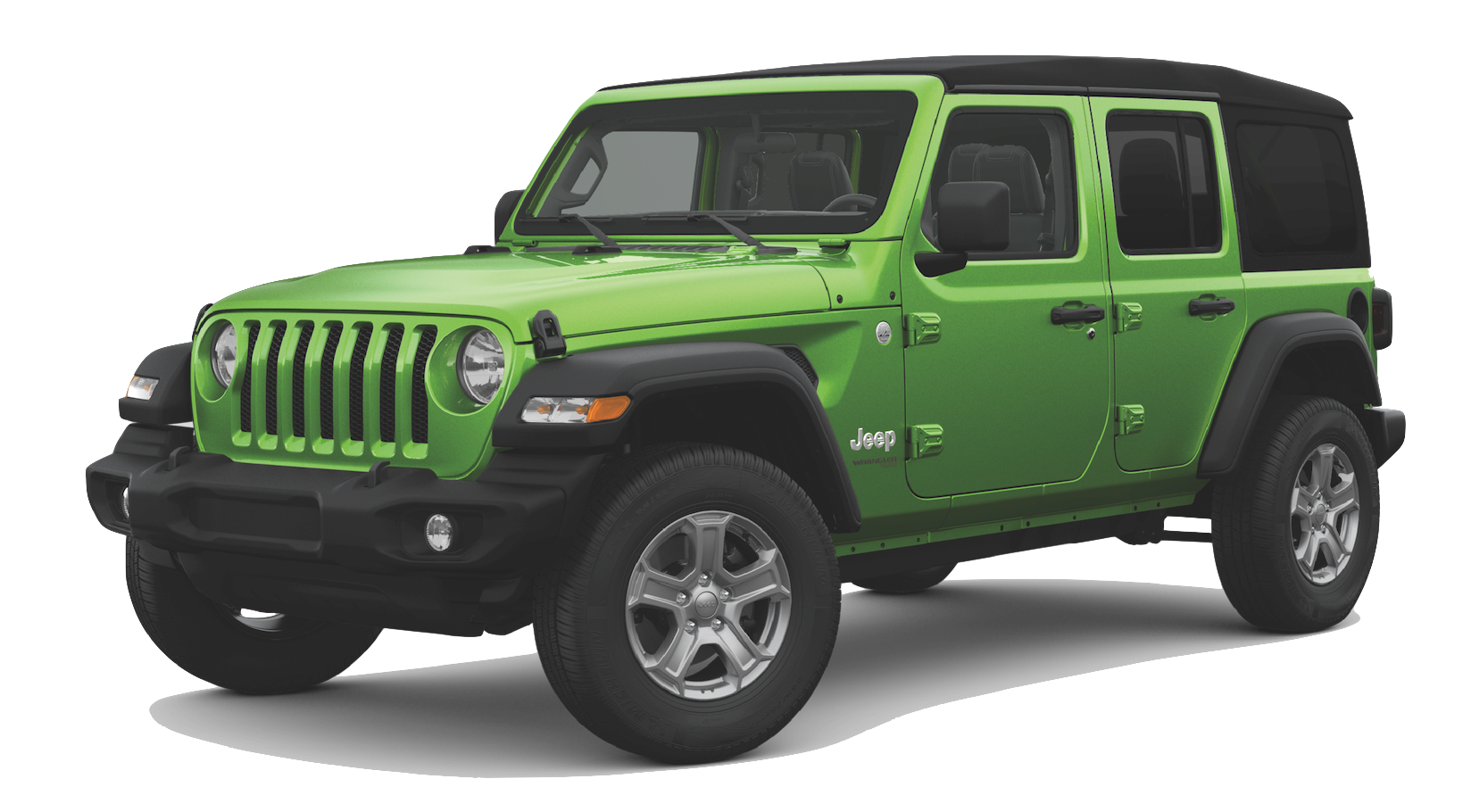 Jeep Wrangler Unlimited Lease Deal