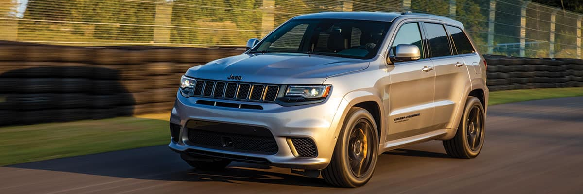 2019 Grand Cherokee Trims: Laredo vs  Limited vs  Overland