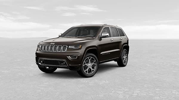 2019 Grand Cherokee Trims Laredo Vs Limited Vs Overland