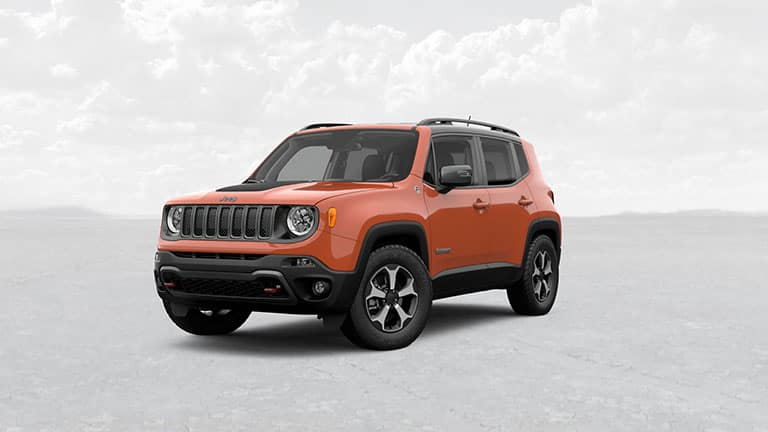 2019 Jeep Renegade Trailhawk®