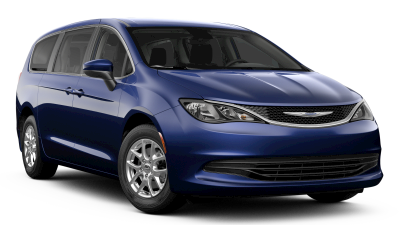 Blue 2019 Chrysler Pacifica LX