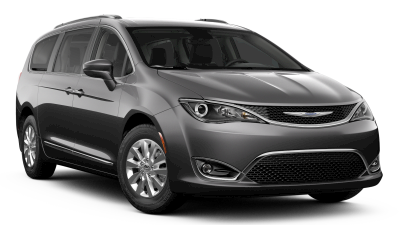 Grey 2019 Chrysler Pacifica Touring L Plus
