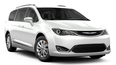 White 2019 Chrysler Pacifica Touring L