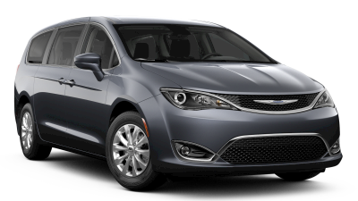 Grey 2019 Chrysler Pacifica Touring Plus