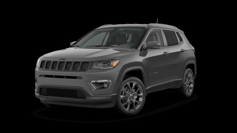 2019 Jeep Compass High Altitude Grey