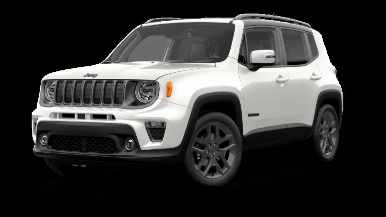 2019 Jeep Renegade High Altitude Alpine White