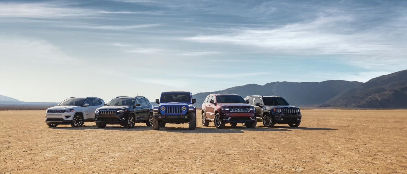 How Much Is It To Lease A Jeep Wrangler >> Jeep® Towing Capacity Guide: Wrangler, Cherokee & Grand Cherokee