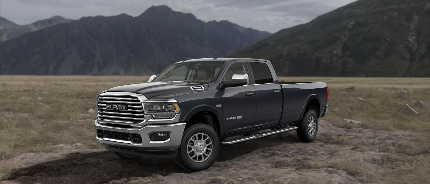 Royal Gate Dodge >> What Is the Towing Capacity of the Ram 1500, 2500 & 3500?