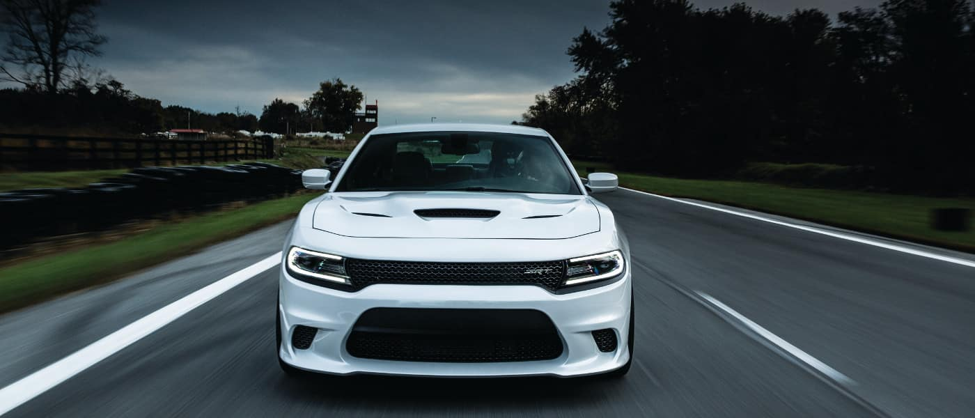White 2019 Dodge Charger