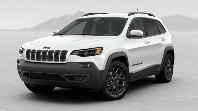 White 2019 Jeep Grand Cherokee Upland