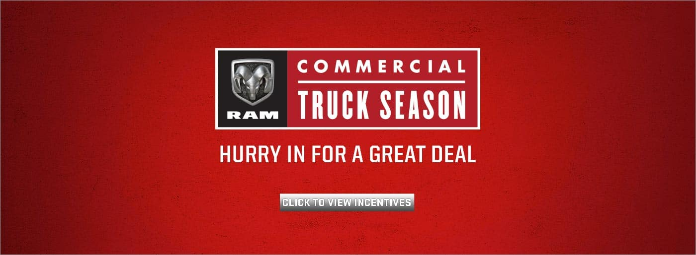 Commercial Trucks For Sale at David Taylor Ellisville Chrysler Dodge Jeep RAM