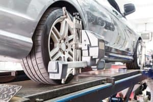 4 Wheel Alignment at Davd Taylor Ellisville Service Center