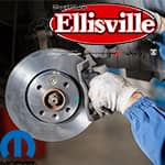 Brake Pads and Rotor Replacements at David Taylor Ellisville Service Center