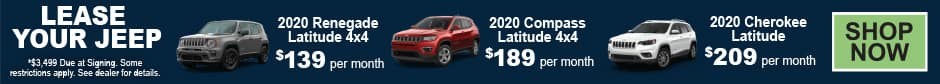 Lease Your Jeep