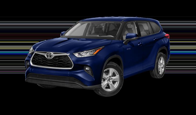 2020 Toyota Highlander Hybrid
