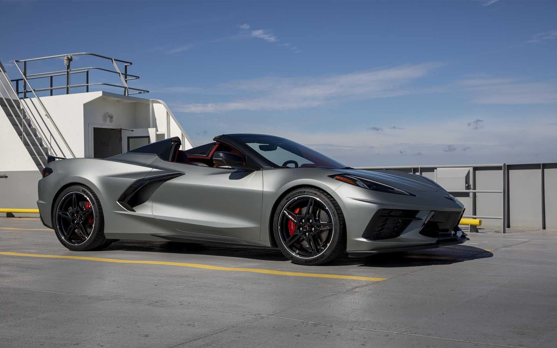 2021 Chevrolet Corvette Oil Change