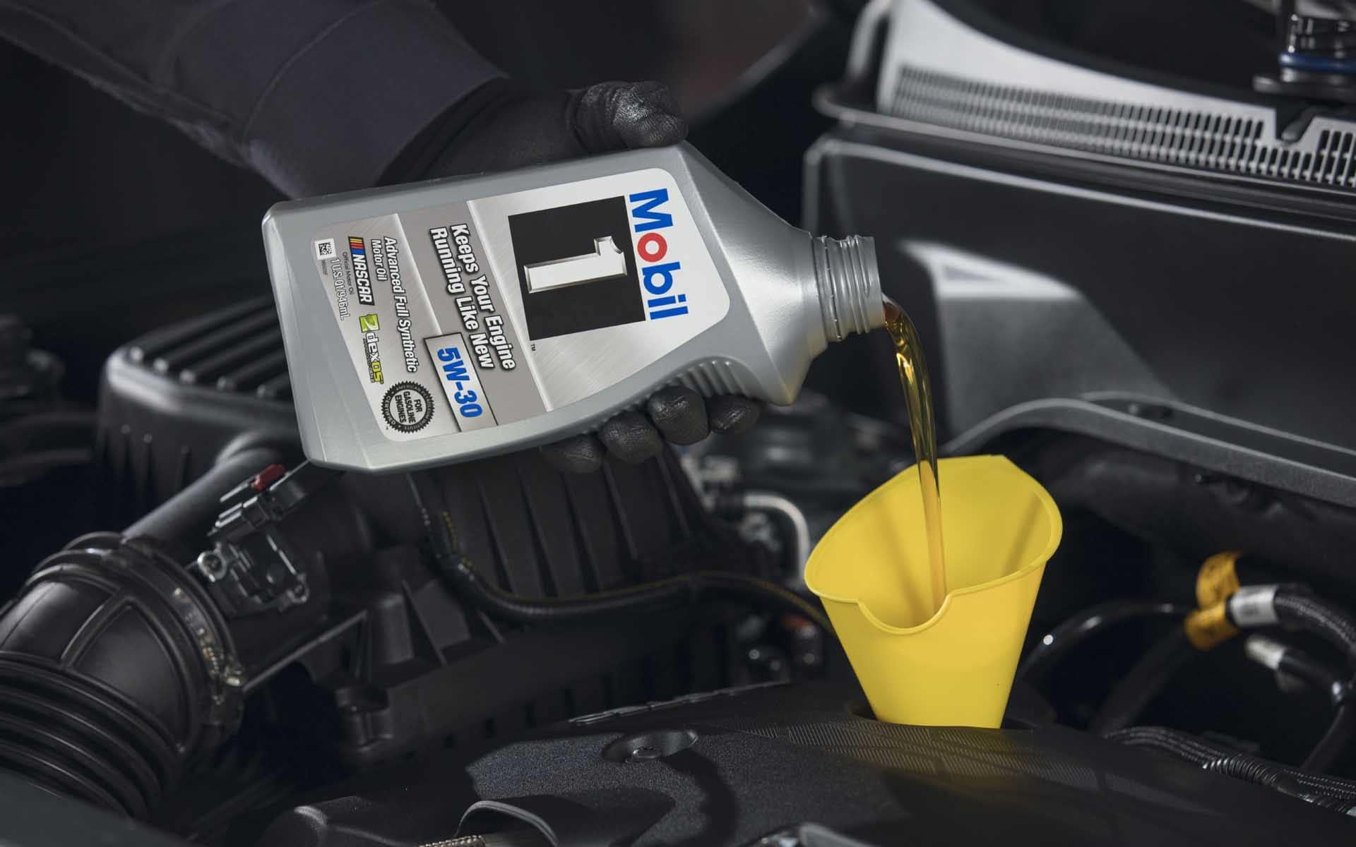 2021 Chevrolet Tahoe Oil Change