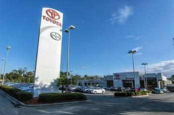 Savannah Toyota Dealership