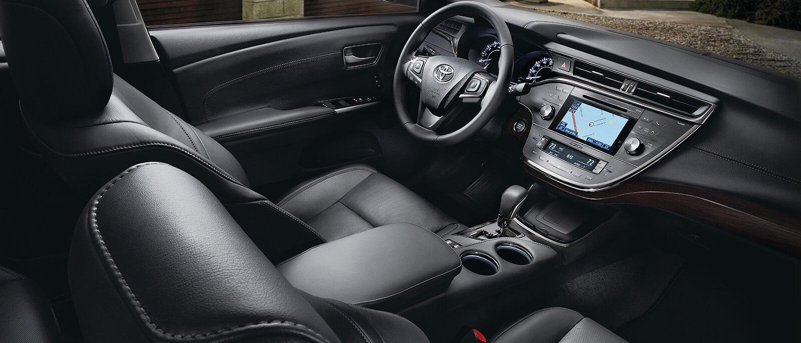 2016 Toyota Avalon Hybrid Interior
