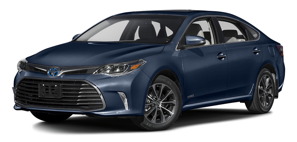 2016 Toyota Avalon Hybrid Blue