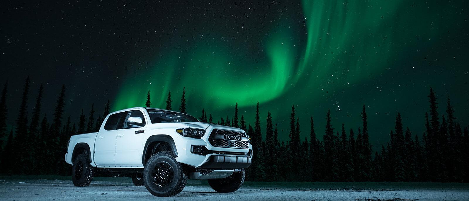 2017 Toyota Tacoma TRD Pro Aurora