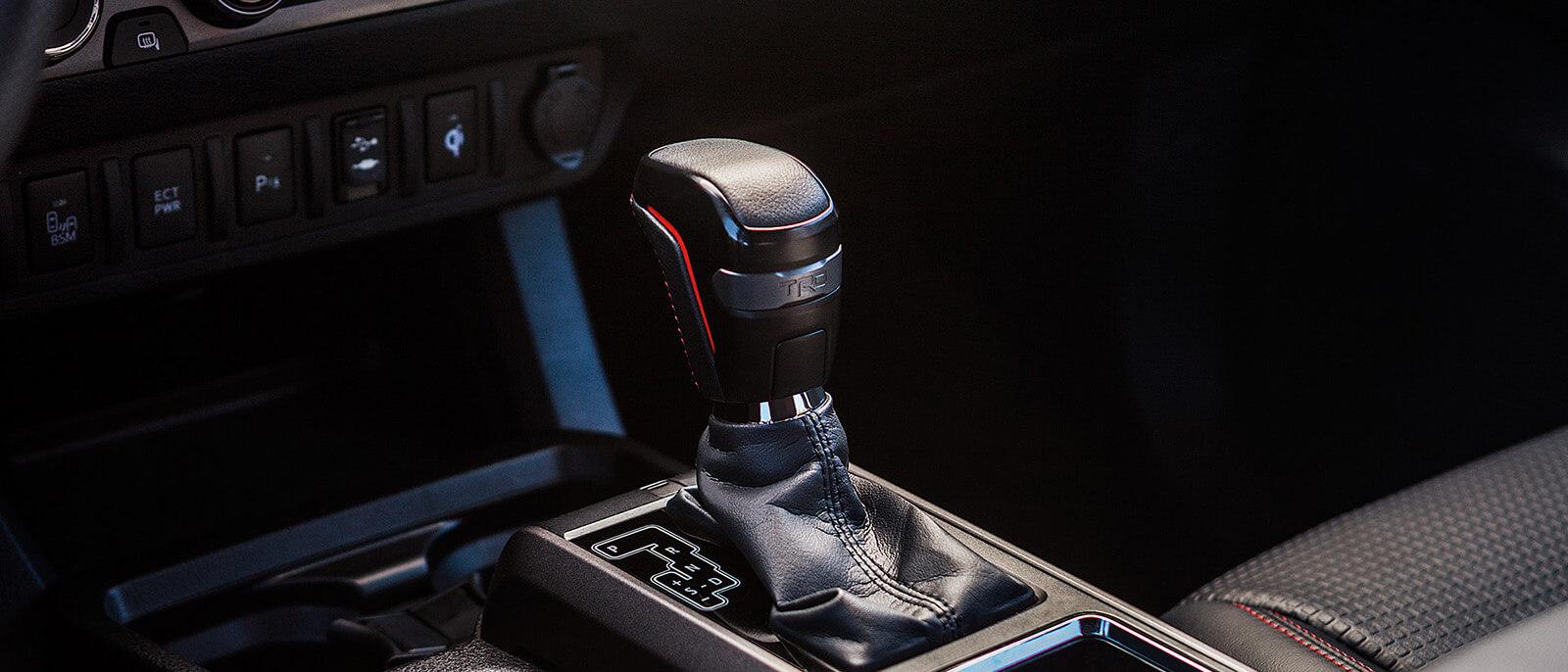 2017 Toyota Tacoma TRD Pro Shifter