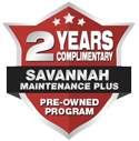 Savannah Maintenance Plus Logo V2
