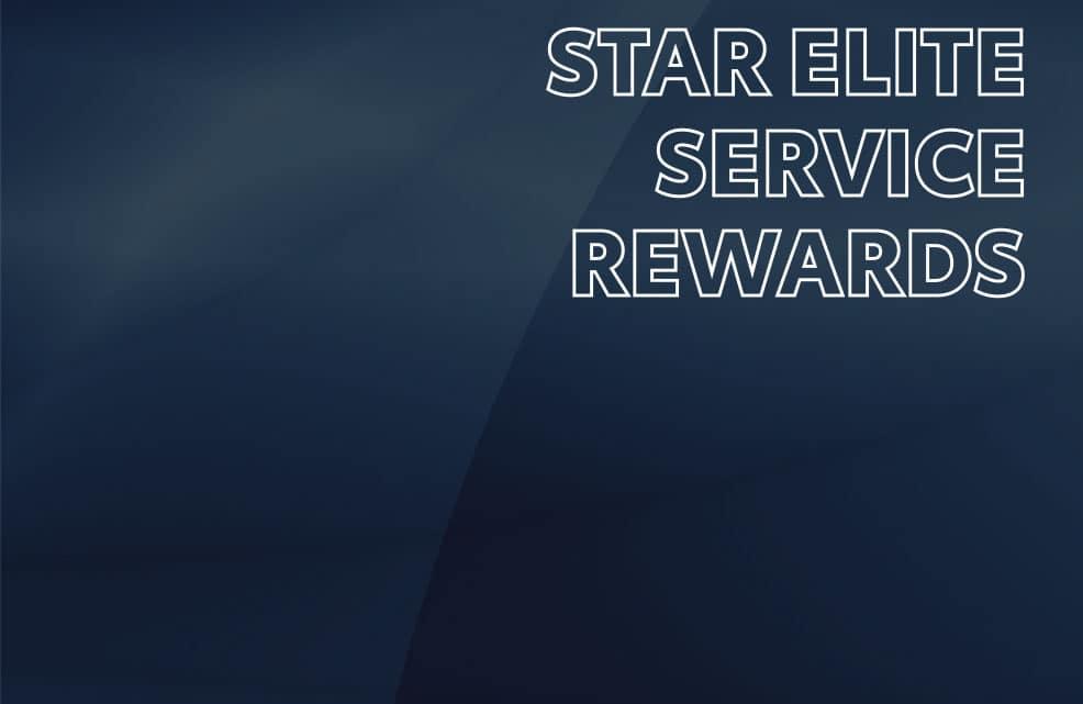 Star Eliter Service Rewards