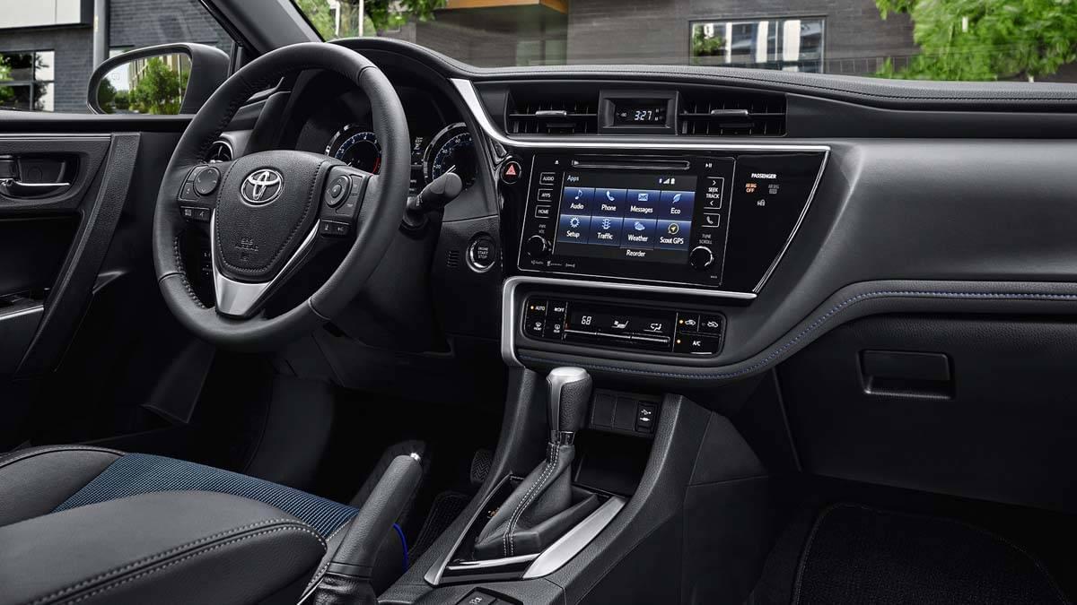 2017 Toyota Corolla Info Savannah Toyota