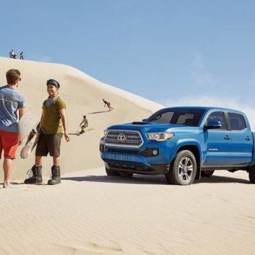 2017 Toyota Tacoma TRD Sport Double Cab V6 Sand Dunes