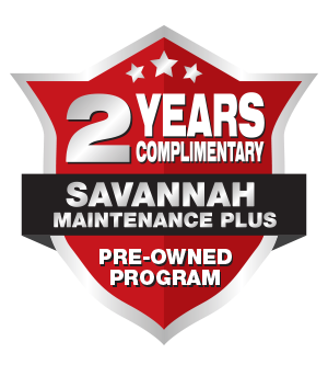 Savannah Badge