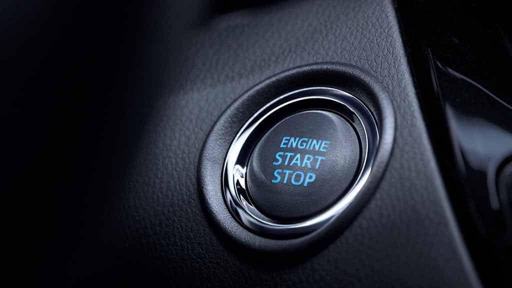 2018 Toyota C-HR Push Button Start | Savannah Toyota