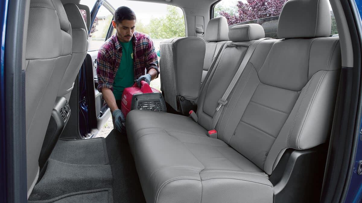 2018 Toyota Tundra Limited CrewMax Interior | Savannah Toyota