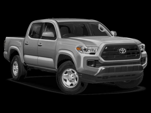New 2019 Toyota Tacoma4x2 SR5 Double Cab V6