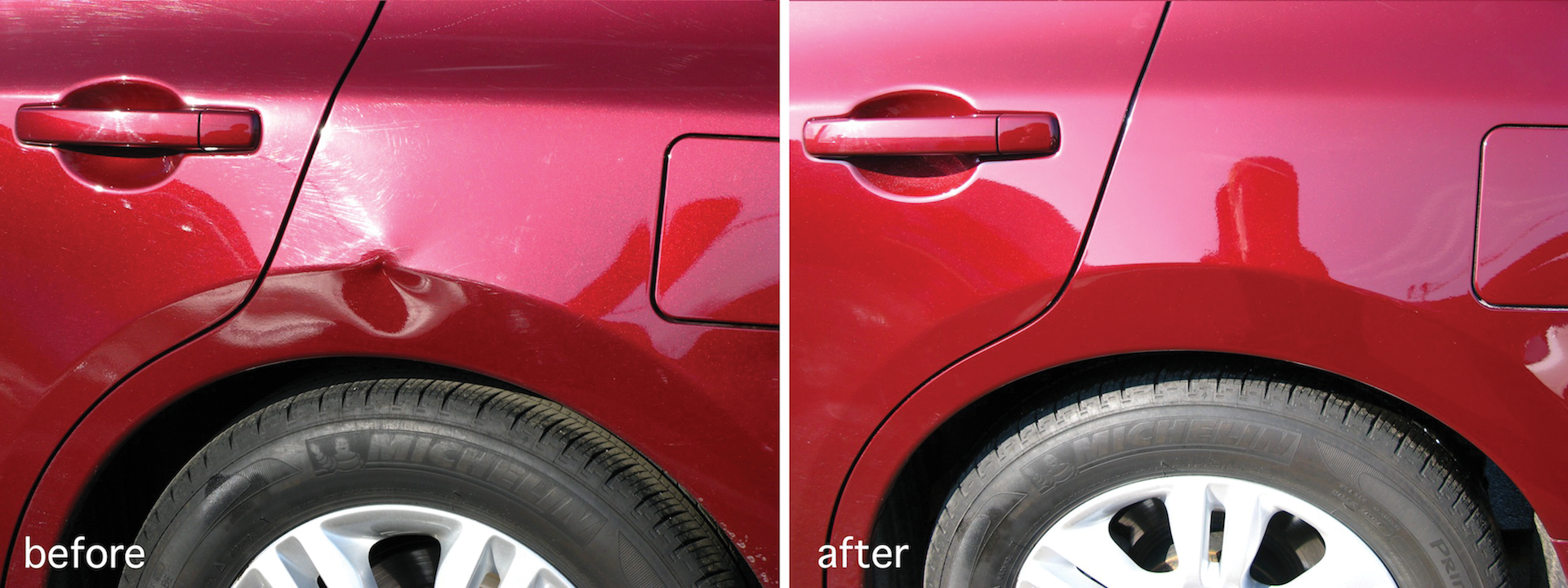 Simple Steps to Repair Car Dents