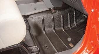 Interior-Truck