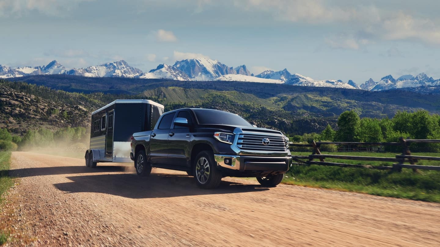 2020 tundra towing