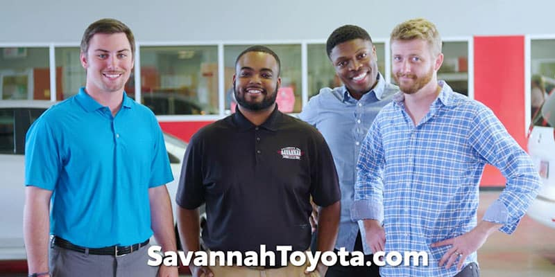 best sales people service