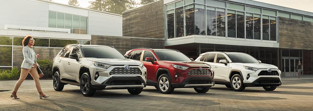 2020 Toyota Rav4 Configurations Rav4 Trim Levels In Savannah