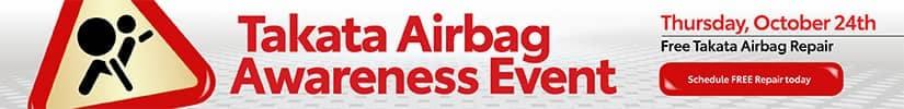 takata airbag awareness event