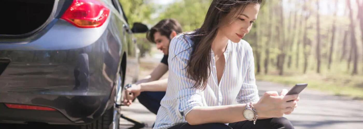 Toyota roadside assistance