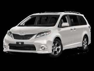 Nuevo 2017 Toyota Sienna LE 8-Passenger FWD