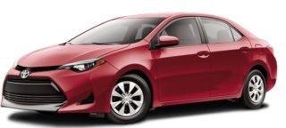 New 2017 Toyota Corolla LE Automatic