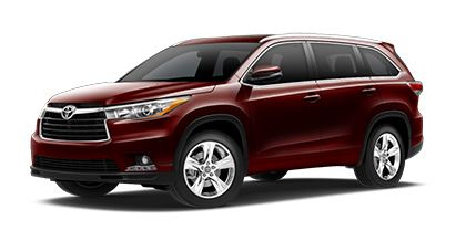 New 2017​ Toyota Highlander XLE AWD