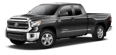 New 2017 Toyota Tundra 4X4 SR5 Double Cab FFV