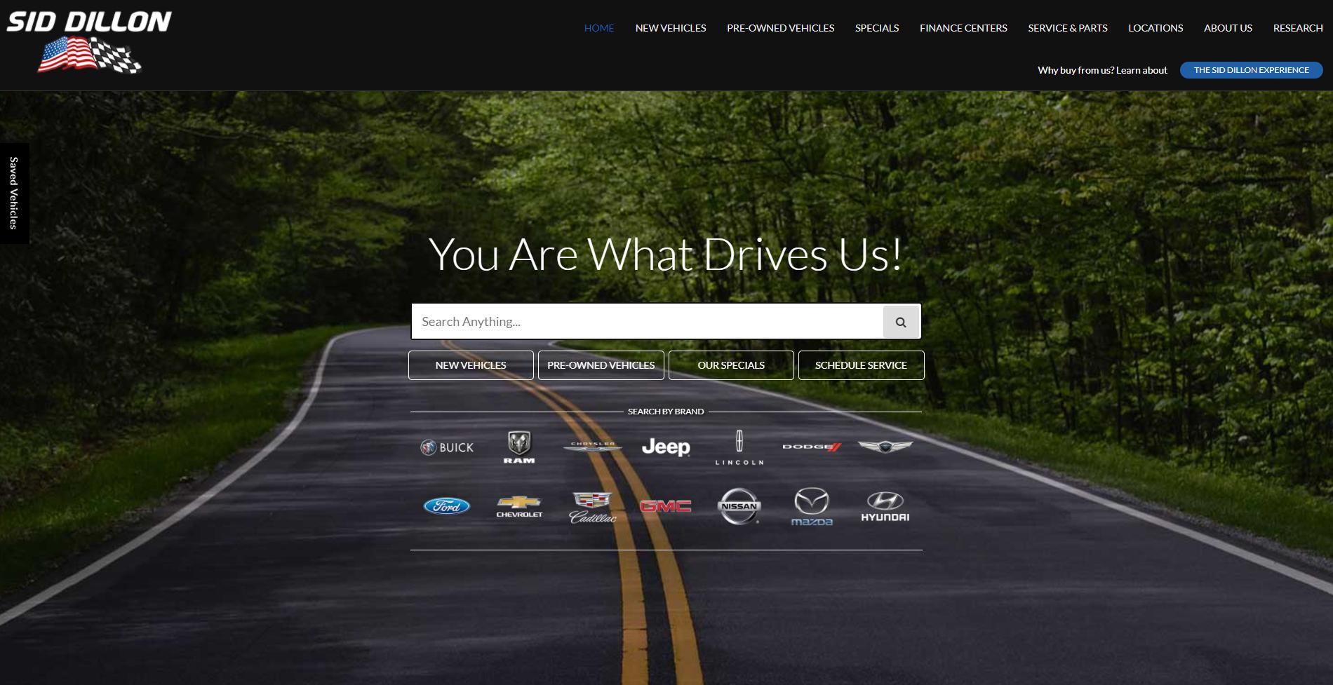 Car Dealerships Lincoln Ne >> Sid Dillon Auto Group | New & Used Car Dealers Nebraska