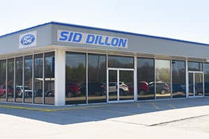 Sid Dillon Ford in Wahoo